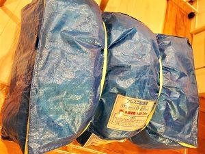 布団の宅配サービスの事。