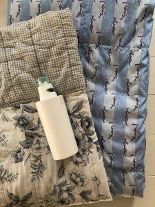 夏布団の洗い方